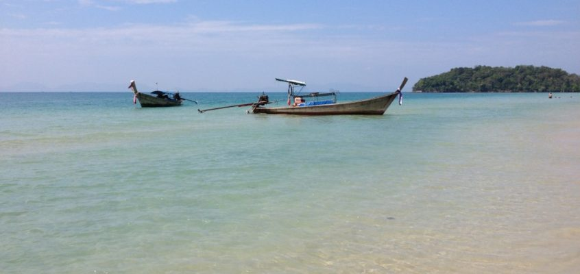Railay Beach und Traumstrände in Krabi