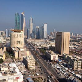 Kuwait City – Wolkenkratzer in der Wüste