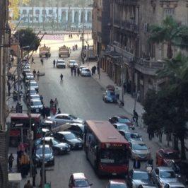 Kairo – Geschichte wird geschrieben…