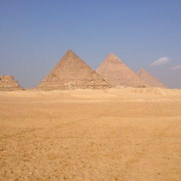 Gizeh – Im Land der Pharaonen und Kameltreiber