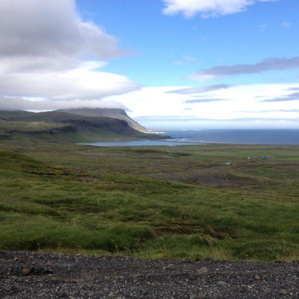 Snæfellsjökull-Nationalpark - Blick aufs Polarmeer