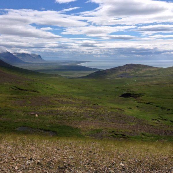 Snæfellsjökull-Nationalpark - Unendliche Weiten