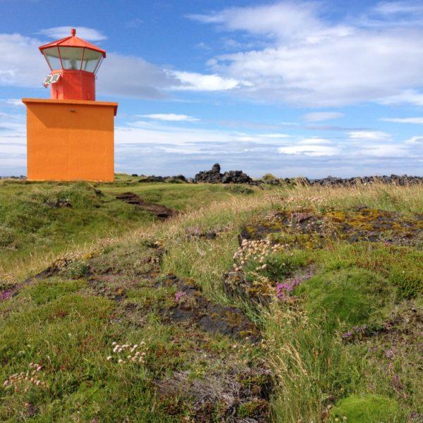 Snaefellsnes - Öndverdarnes Leuchtturm