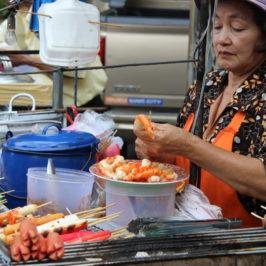 Bangkok – Schwimmende Märkte und kulinarische Streifzüge