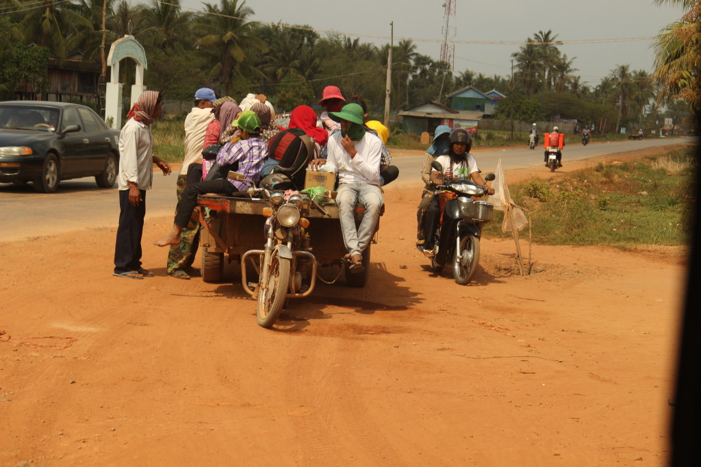 Transport in Kambodscha
