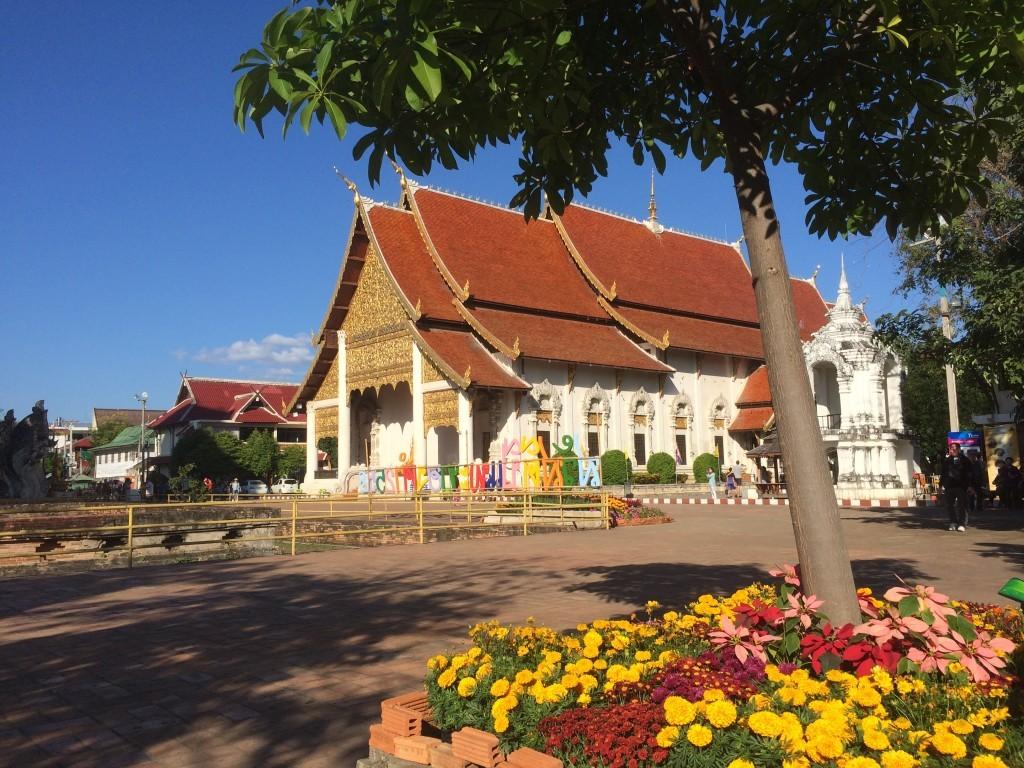 Wat Chedi Luang - Großer Wihan