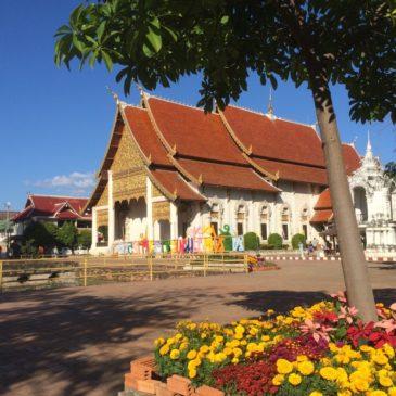Chiang Mai – Eldorado für buddhistische Tempel