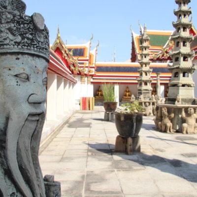 Wat Pho - Der Wächter