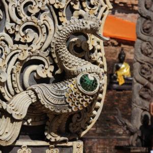 Wat Pra Sing - Detailaufnahme