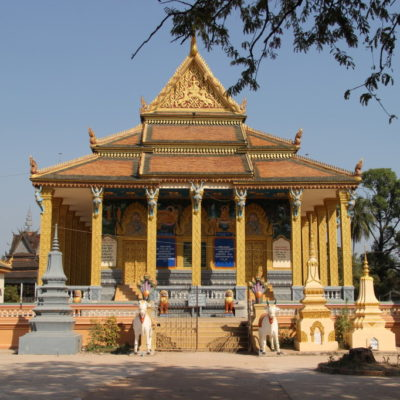 Wat Svai in Siem Reap