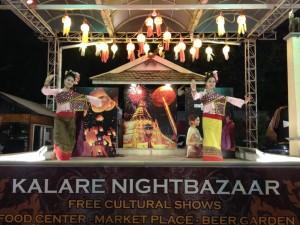 Night Bazaar - Große Show auf dem Nachtmarkt