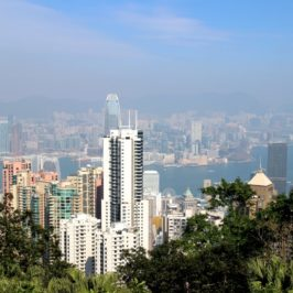 Hongkong – Faszination Skyline