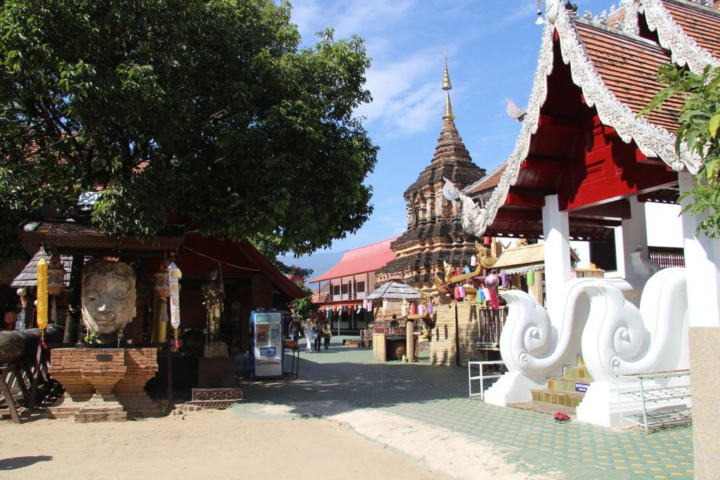 Wat Jetlin (Chedlin) in Chiang Mai