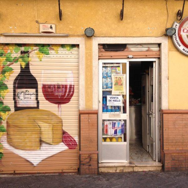 Alimentacion Mario - Wein & Käse bei Onlel Mario statt Tante Emma