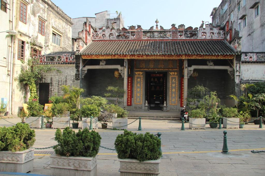Hong Kung Tempel