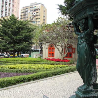 Praia Grande / Jardim San Francisco