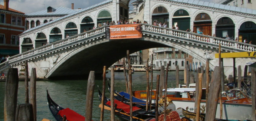 Venedig – Stadt der Gondeln