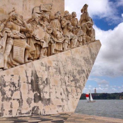 Padrão dos Descobrimentos in Belém