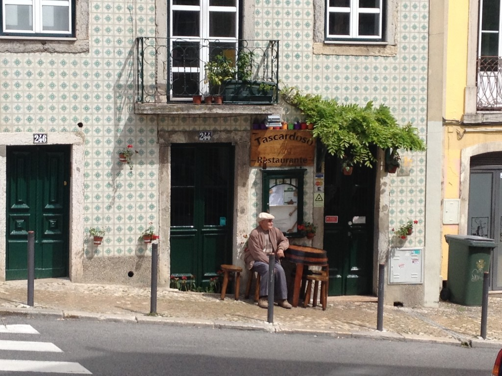 Tascardoso Restaurant - Kleine Taverne im Bairro Alto