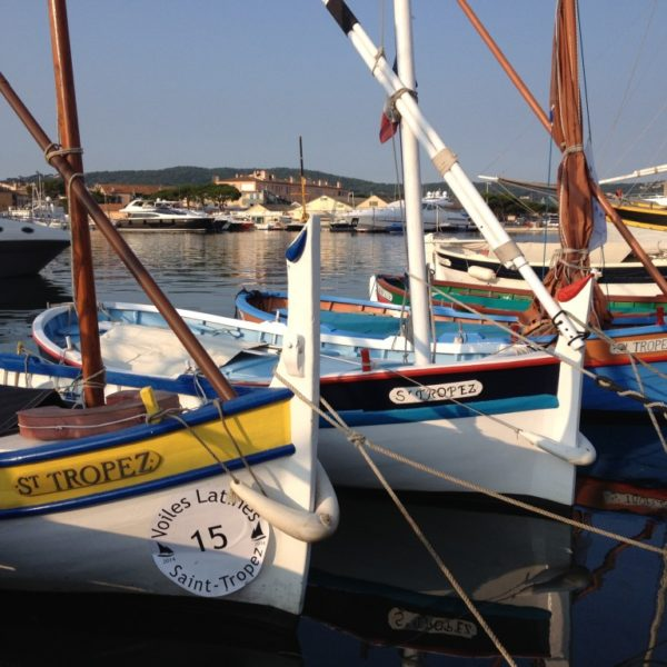 Hafen von Saint Tropes