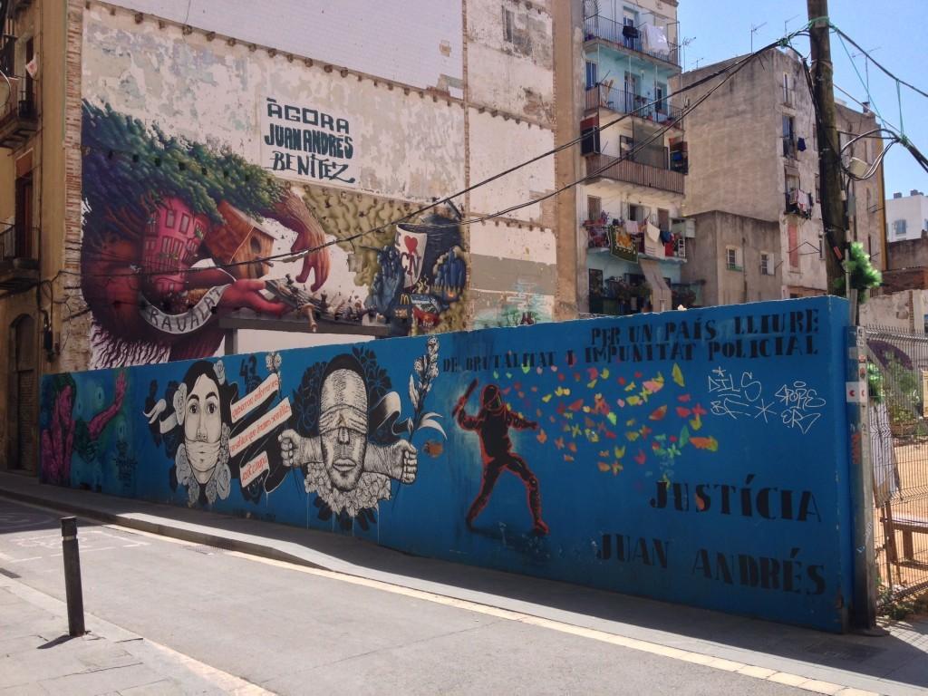 Justícia Juan Andrés - Per Un Pais LLiure De Brutalitat i Impunitat Policial