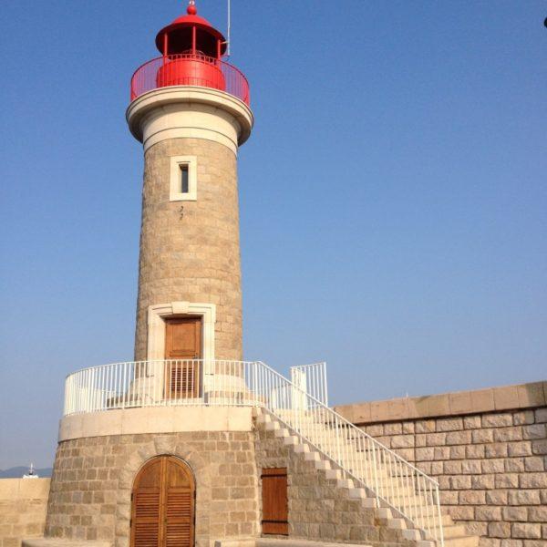 Leuchtturm von Saint Tropez