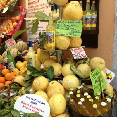 Limonen in Limone Sul Garda