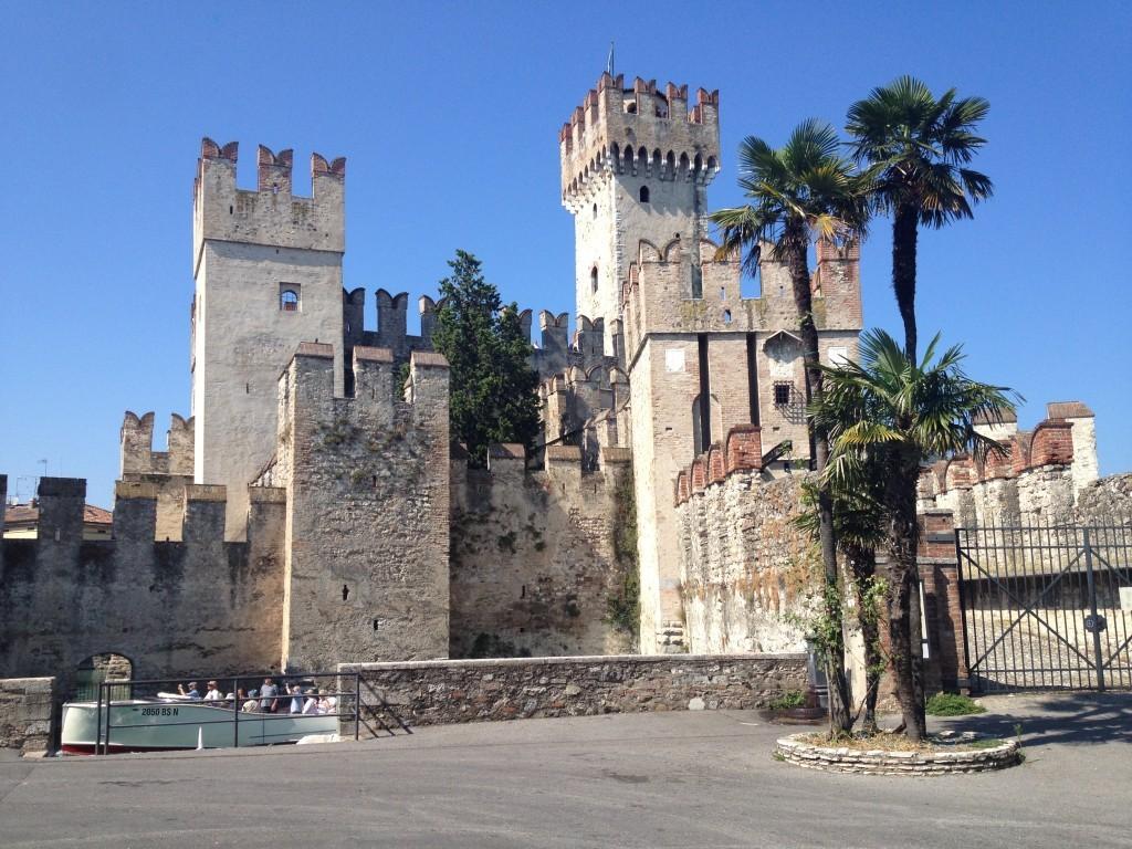 Schloss in Sirmione