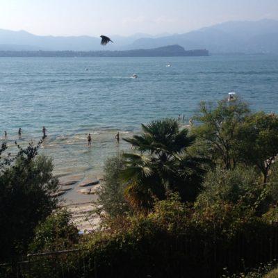 Sirmione - Badespaß im Gardasee