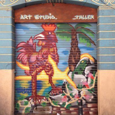 Streetart - Art Studio Taller