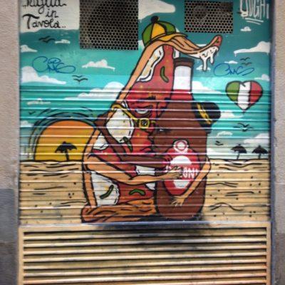 Streetart - Puglia in Tavola
