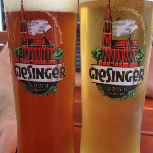 Giesinger Bräu - Hell & Dunkel