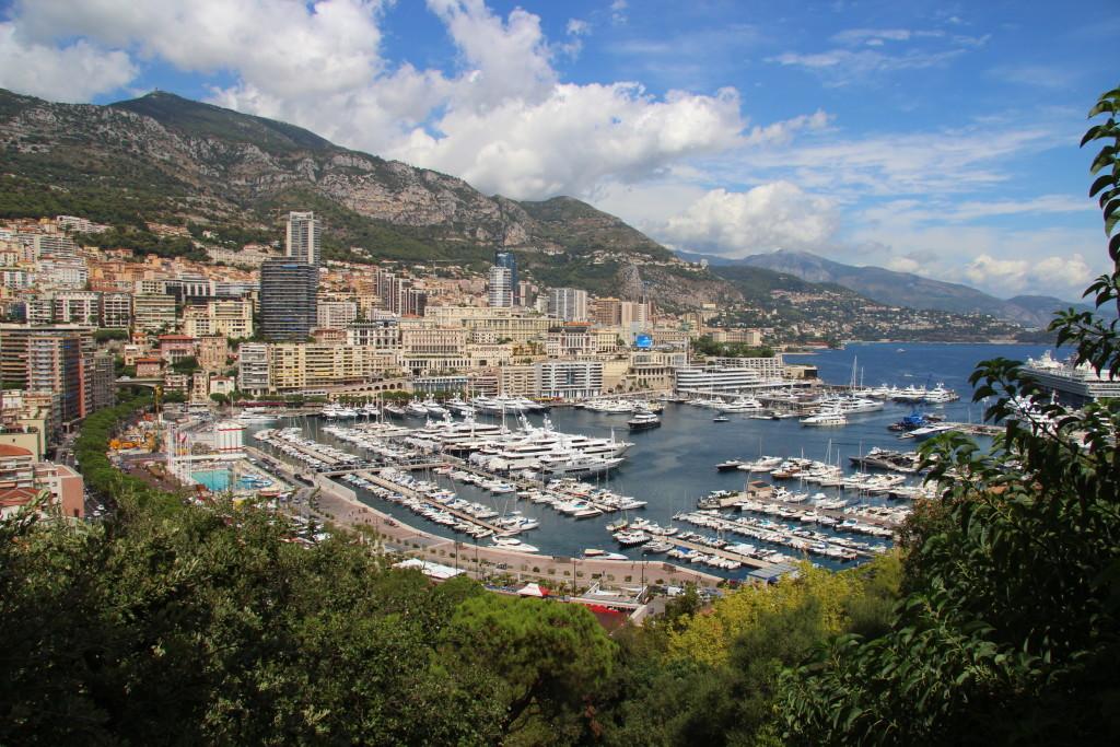 Port Hercule - Hafen von Monaco