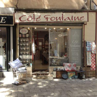 Côté Fontaine in Orange