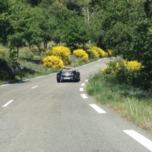 Oldtimer in der Provence