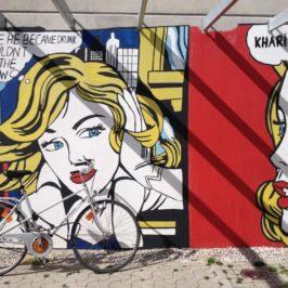 München – Streetart & Olympisches Dorf