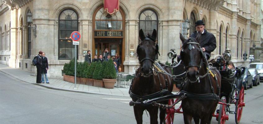Wien – Spaziergang durch Kunstepochen