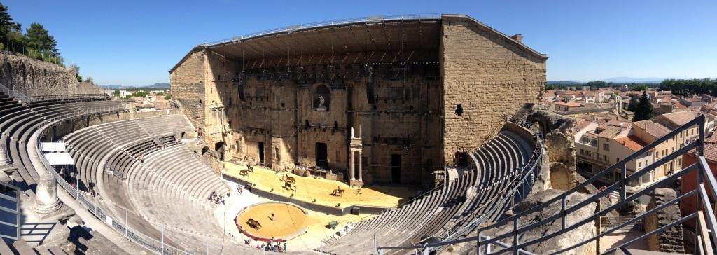 Römisches Theater von Orange