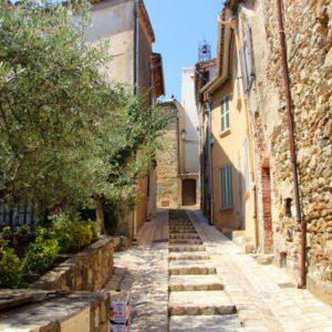 Rue de L'Horloge - Gasse in Grimaud