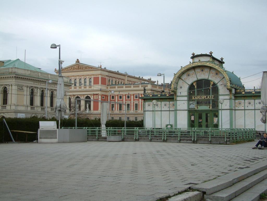Stadtpavillons von Otto Wagner - Die schönsten Metrostationen in Österreich
