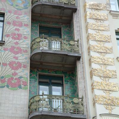 Wienzeilenhäuser von Otto Wagner