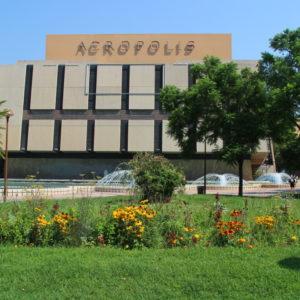 Acropolis - Kongresszentrum von Nizza