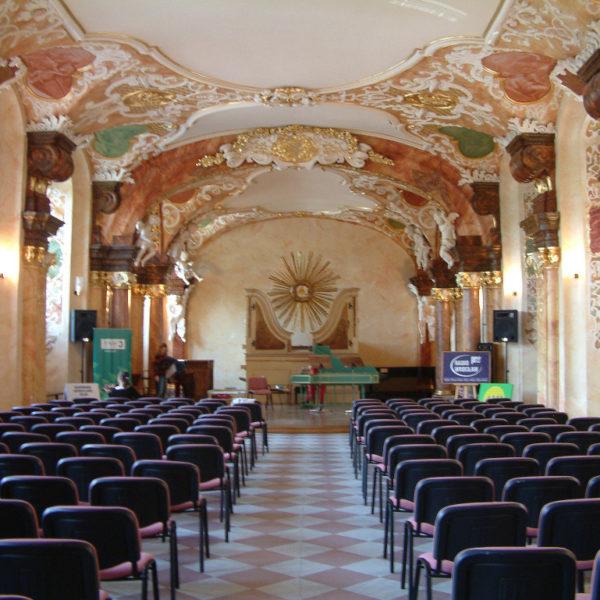 Aula in der Breslauer Uni
