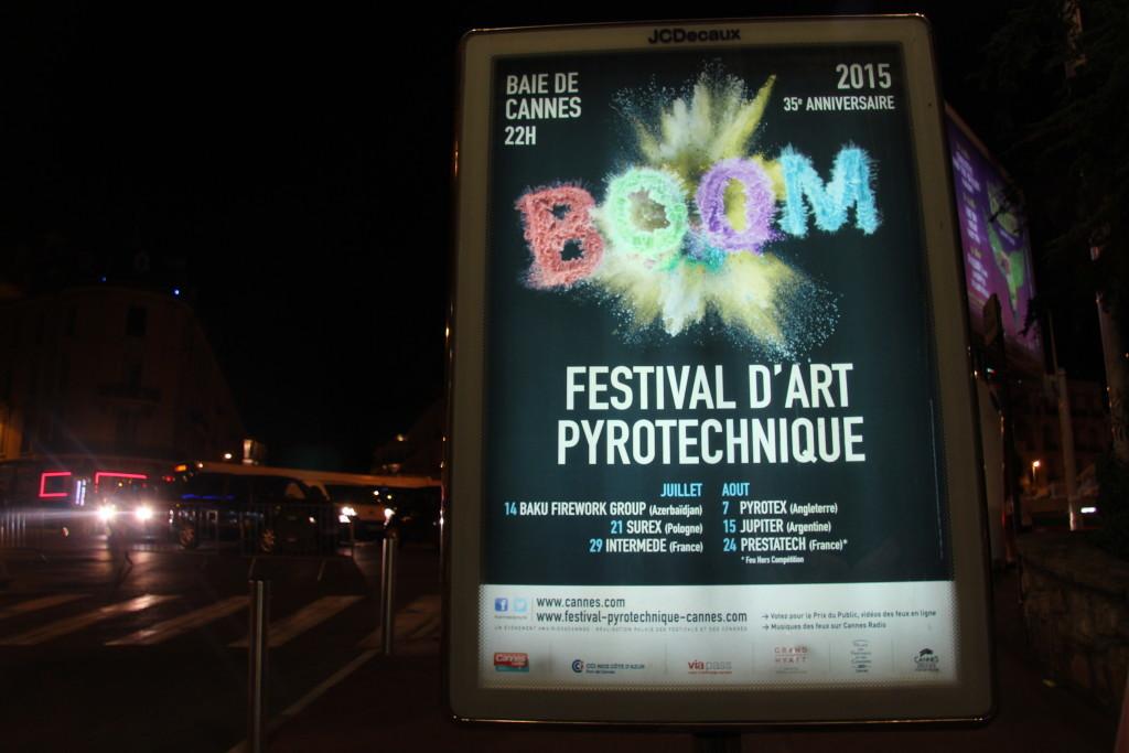BOOM - Festival D'Art Pyrotechnique