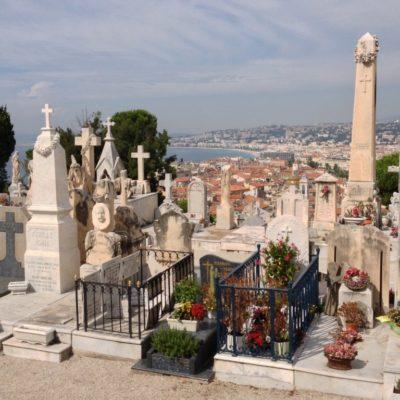 Cimetière du Château & Panorama von Nizza