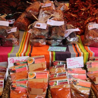 Cours Saleya - Gewürze