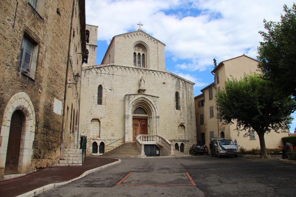 Kathedrale Notre-Dame-du-Puy von Grasse