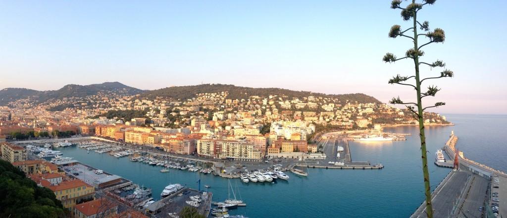 Port Lympia - Der Hafen von Nizza