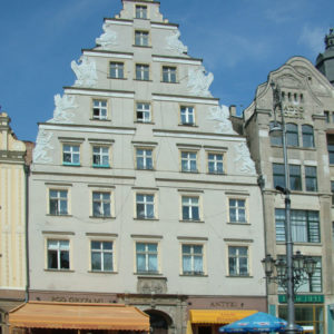 Rynek - Greifenhaus