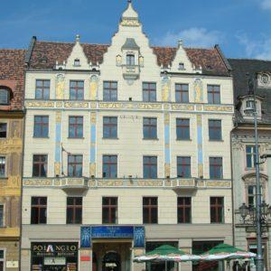 Rynek - Haus Zur Blauen Sonne